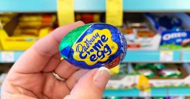 Alea's Deals 50¢ Hershey's or Cadbury Chocolate Easter Eggs at Walgreens (Starting 3/22)