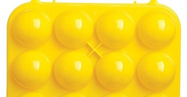 Alea's Deals Coghlan's Egg Holder, 12 Eggs Up to 48% Off! Was $3.62!