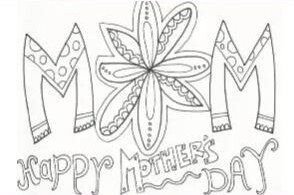 Alea's Deals Free Printable Mother's Day Coloring Pages