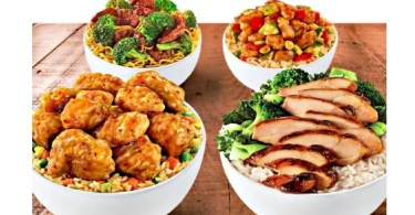Alea's Deals FOUR Panda Bowls for ONLY $20 at Panda Express!