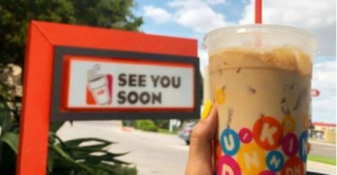 Alea's Deals $2 Iced Coffee Every Monday in May at Dunkin' Donuts!