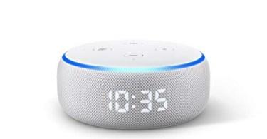 Alea's Deals Echo Dot (3rd Gen) - Smart speaker Up to 33% Off! Was $59.99!