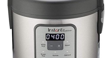 Alea's Deals Instant Zest Rice Cooker, 8 Cup Up to 50% Off! Was $60.00!