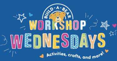 Alea's Deals Free Build A Bear Virtual Workshop Every Wednesday!