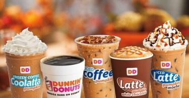 Alea's Deals Dunkin' Donuts: FREE Donut w/ ANY Beverage Purchase