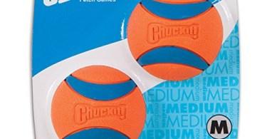 Alea's Deals 56% Off ChuckIt! Ultra Ball, Medium (2.5 Inch) 2 Pack! Was $10.99!