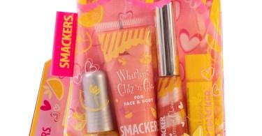 Alea's Deals Smackers Pink Lemonade Glam Bag Makeup Set  – 20% PRICE DROP+SUB/SAVE!
