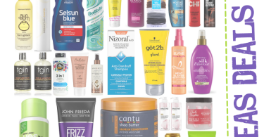 Alea's Deals EARLY PRIME DAY DEAL ON HUNDREDS OF HAIR CARE PRODUCTS!!