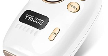 Alea's Deals 50% off Upgraded Mini Bessailer IPL Hair Removal Device