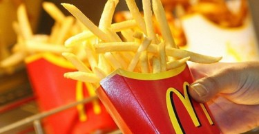 Alea's Deals FREE McDonald's Fries with $1 Purchase! Every Friday!