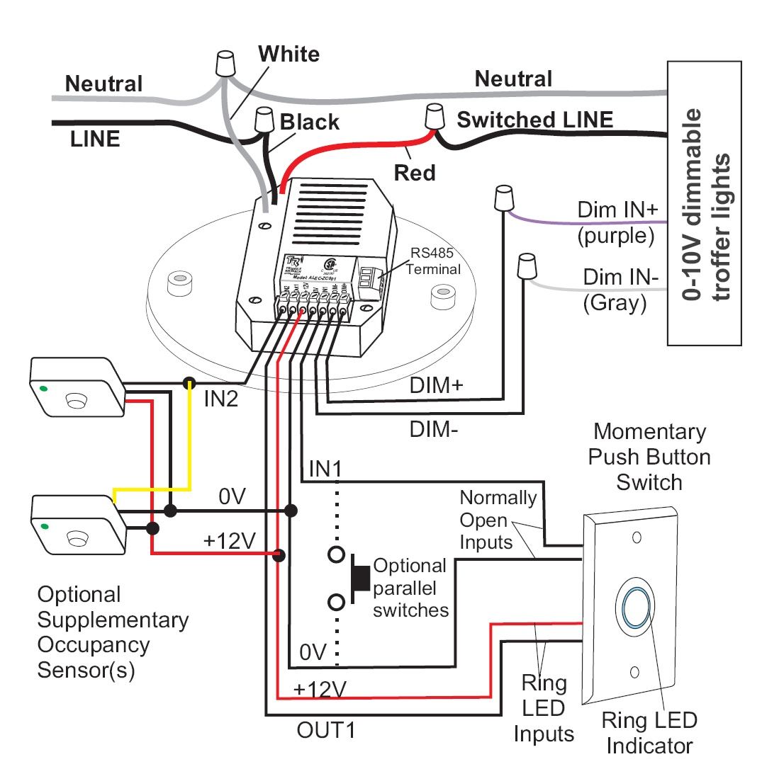 Wiring Diagram Limit Switch