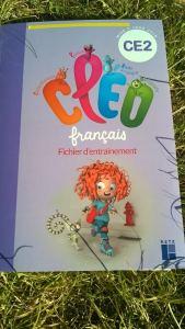 Fichier de français CE2 Cléo
