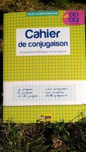 Fichier de conjugaison CE2