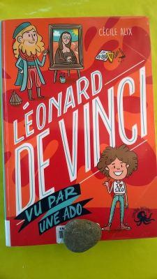 Léonard de Vinci vu par une ado