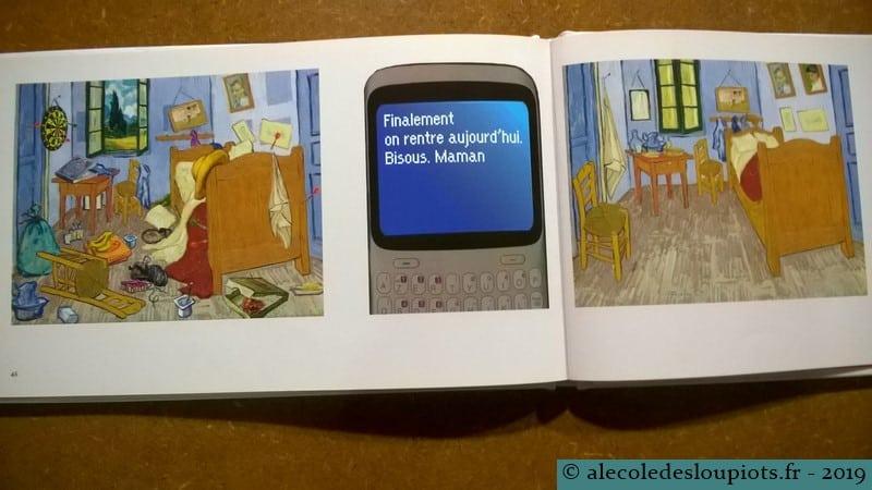 Les vraies histoires de l'art - La chambre à coucher - Van Gogh