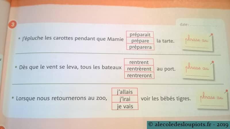 Cléo CE2 - exercice