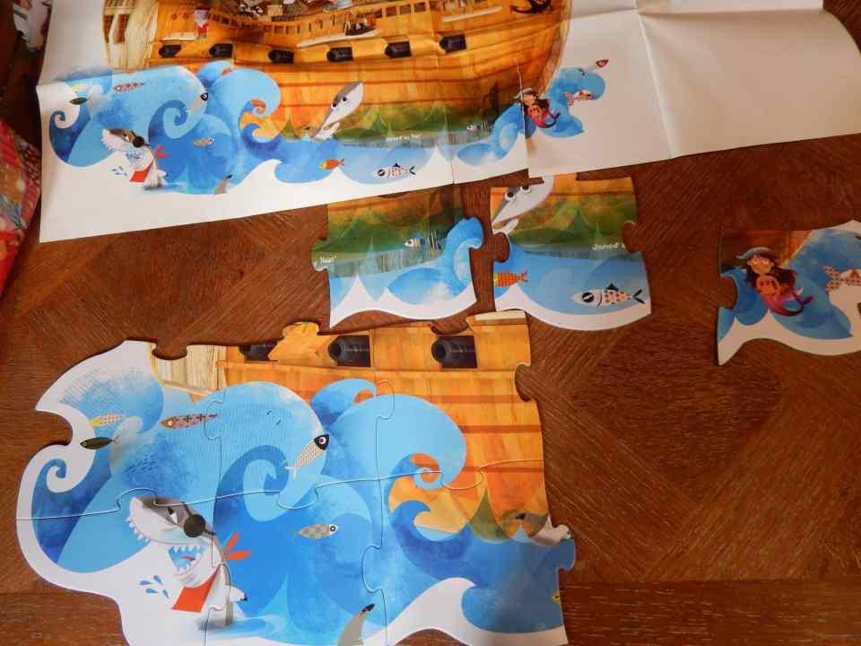 Puzzle 39 pièces Janod