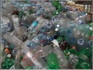 Мусор пластика, полипропилена, полиэтилентерефталат (ПЭТ,PET)