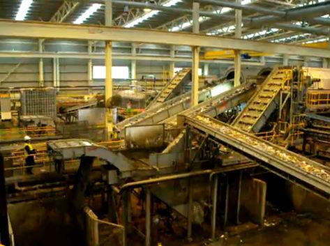 Завод в Sydney TBO
