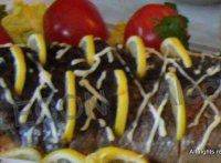 Рецепт рыбы – форель.