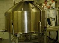 Резервуар для производства сыра