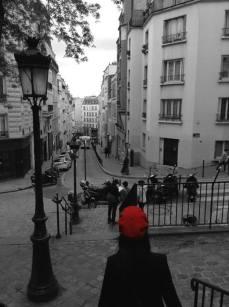14. Bereta roșie