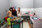 Dapur yang lega