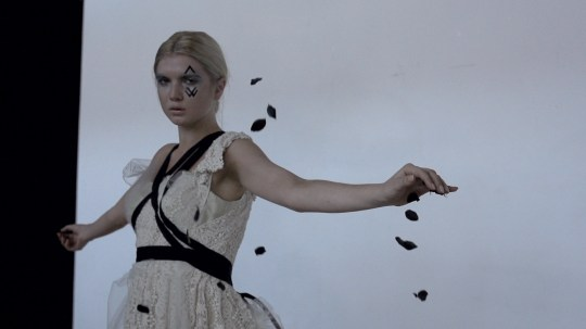 Aleem Yusuf Couture - AYC - Fashion Film - Dark Evolution - Australian Designer still 17