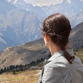 Agosto - Gracias Alpes y meditaciones con vistas hacia la inmensidad, por recordarme mi verdadero lugar