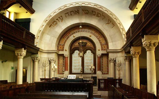 Sinagoga Lisboa