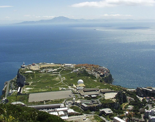 Espanha e Gilbraltar