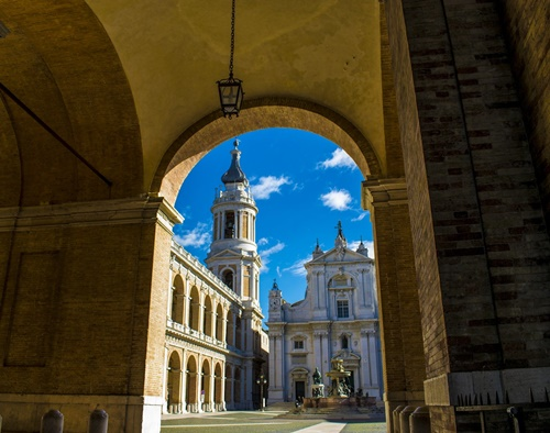 Santuários italianos