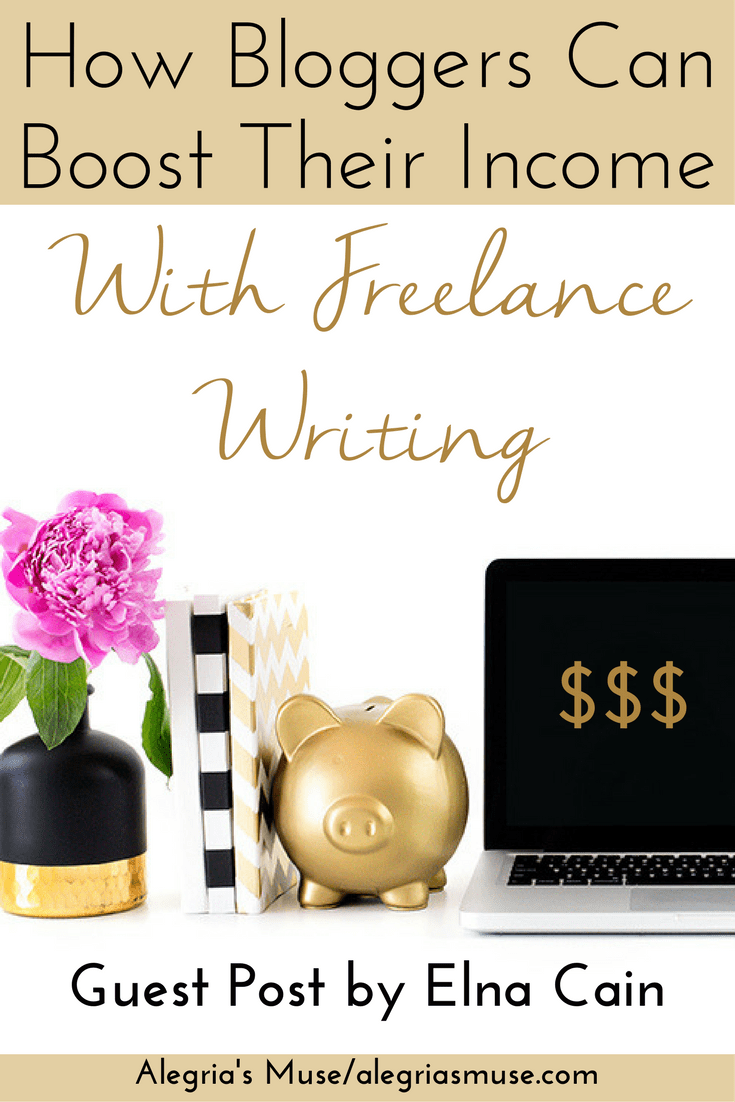 How Bloggers Can Boost Their Income With Freelance Writing