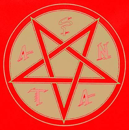Satanic Sigil Aleister Nacht