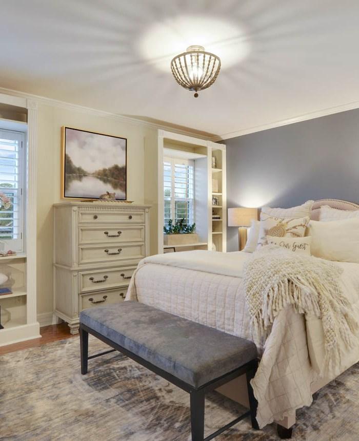 Bedroom in Family Gua