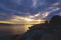English Bay Beach, Vancouver, British Columbia