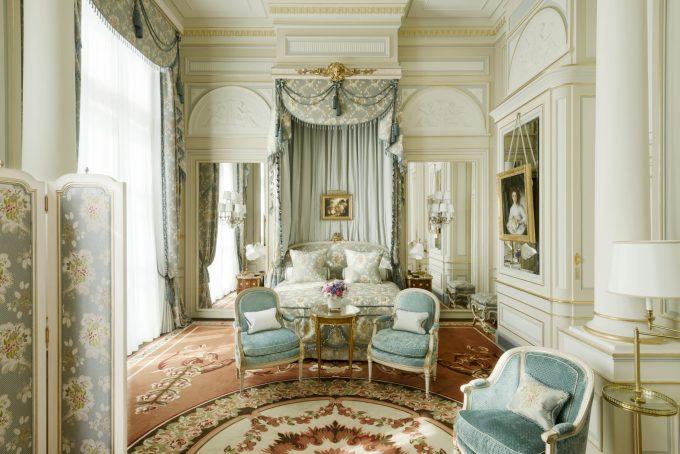 The Suite Impériale.