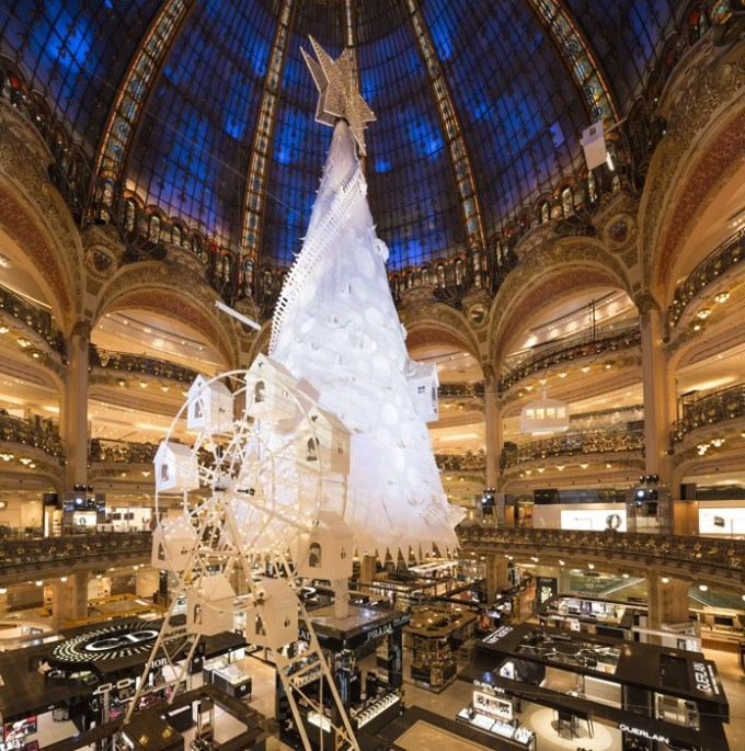 Alejandra Poupel's Recommendations for a Wonderful Christmas in Paris