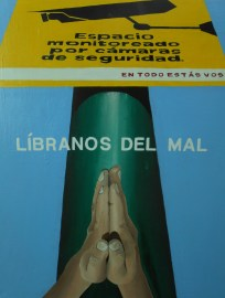 Líbranos del mal - 100x80 - 2015