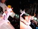 Presentación de artistas en Alejandro Londoño Fashion Show 2011