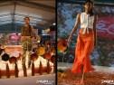 Modelos de Alejandro Londoño en Pasarela Legreeny