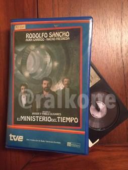 El Ministerio del Tiempo en Betamax