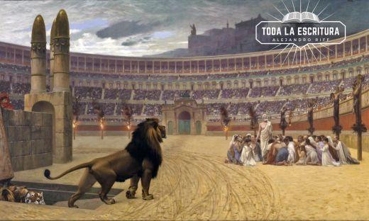historia persecucion de la iglesia