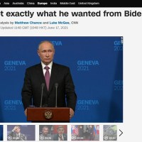 Biden - Putin Meeting - Outcome according to media