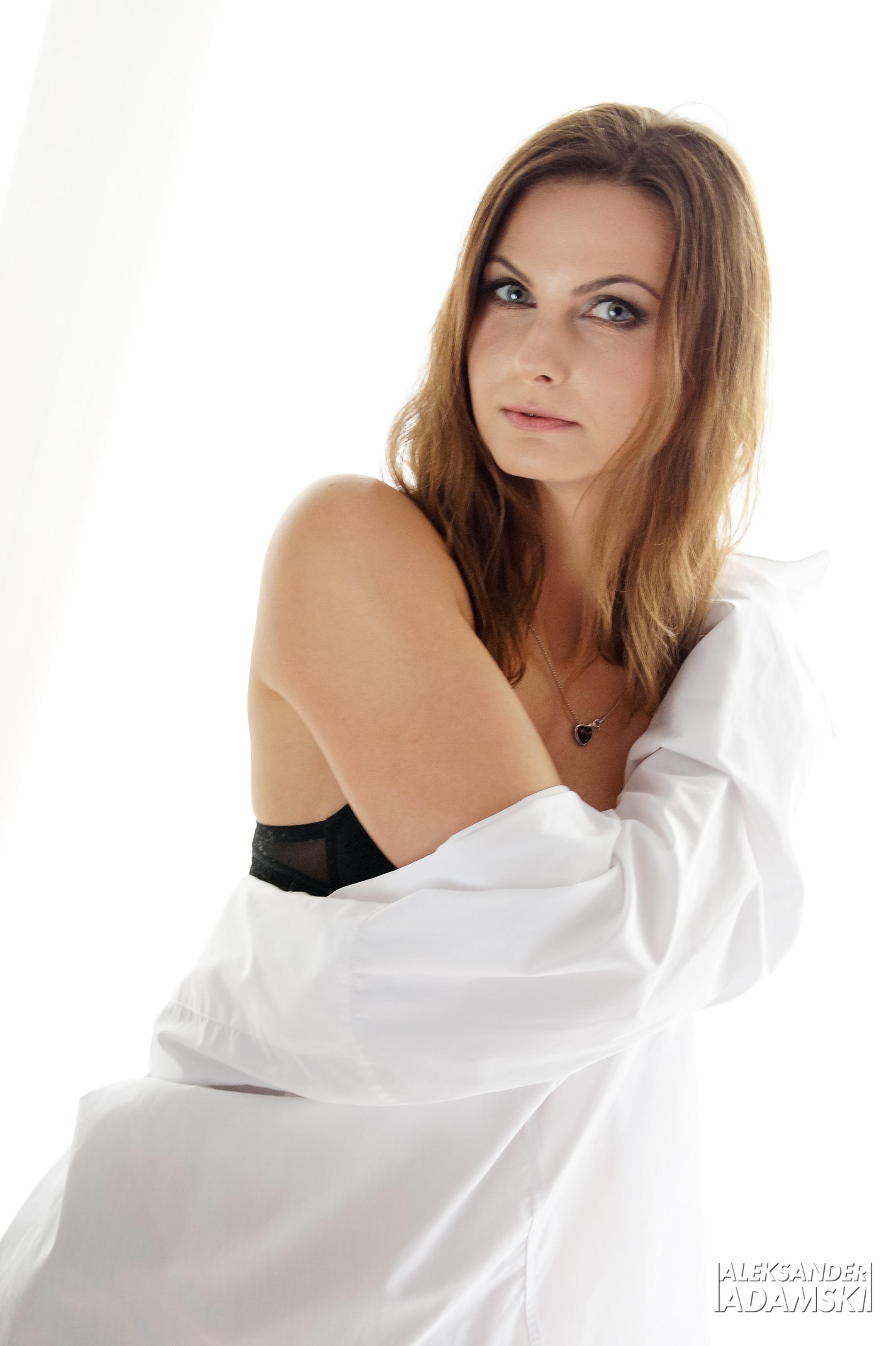 Fotografia sensualna i Dagmara
