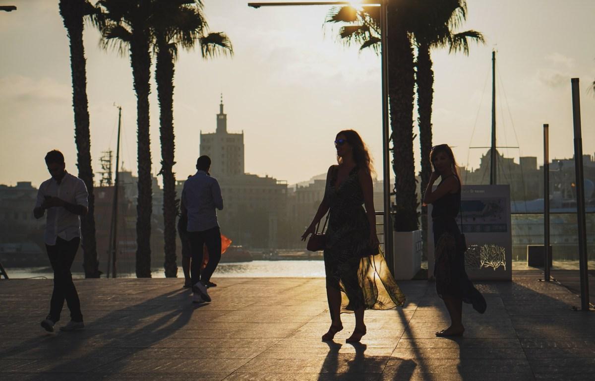 #dniaciągdalszy - Malaga