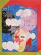 Bowie-Painting by Aleksandra Smiljkovic Vasovic aleksandraartworkcom
