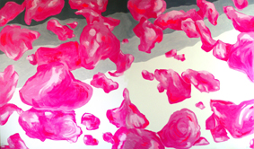 Rose Petals by Aleksandra Smiljkovic Vasovic aleksandraartworkcom