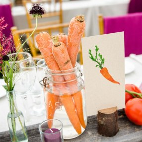 rustic-vermont-summer-wedding-carrots-as-table-centerpieces