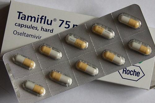 gripa in trening